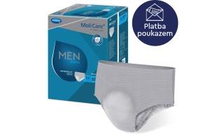 Pánské inkontinenční kalhotky MoliCare Men Pants 7 kapek na předpis