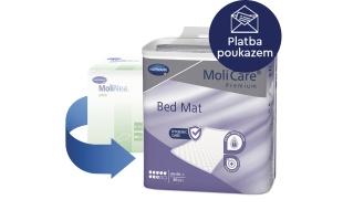 Ochrana ložního prádla - podložky MoliCare Bed Mat 8 kapek