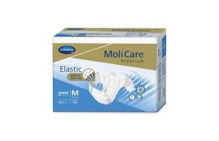 Inkontinenční kalhotky MoliCare Elastic 6 kapek pro těžký typ inkontinence velikost M