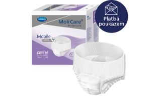 Inkontinenční pomůcky MoliCare Mobile 8 kapek na poukaz od lékaře