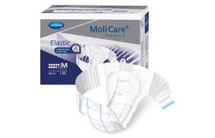 Pro těžký únik moči - inkontinenční kalhotky MoliCare Elastic 9 kapek