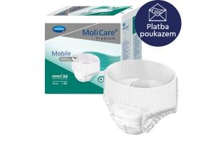 Inkontinenční kalhotky MoliCare Mobile 5 kapek na předpis
