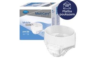 Inkontinenční kalhotky MoliCare Mobile 6 kapek na poukaz od lékaře