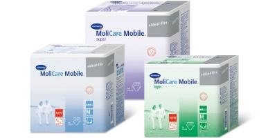 Natahovací plenkové kalhotky pro dospělé MoliCare Mobile