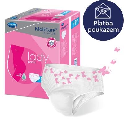 Inkontinenční kalhotky MoliCare Lady Pants 7 kapek na předpis