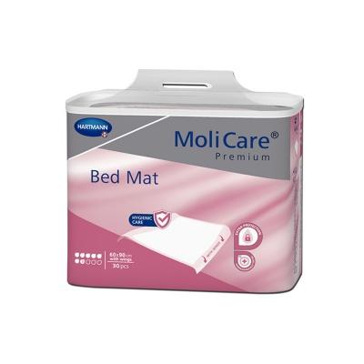 Absorpční podložky MoliCare Bed Mat 7 kapek se záložkami