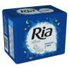 Dámské vložky Ria Ultra Night 8 - s křidélky, vhodné na noc