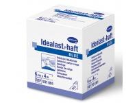 Modré elastické obinadlo Idealast-haft color