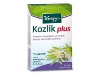 Kozlík lékařský Kneipp tablety jako doplněk stravy