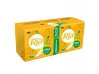 Menstruační vložky Ria Ultra Silk Normal Duo Economy