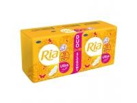 Menstruační vložky Ria Ultra Silk Normal Plus Deo Economy