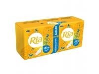 Menstruační vložky Ria Ultra Silk Normal Plus Duo Economy