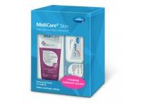 Výhodné balení MoliCare Skin ochranný krém se zinkem a vlhké ošetřující utěrky