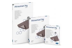 Atraumann se stříbrem obsahuje nanočástice stříbra - 3 velikosti