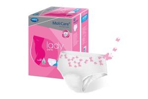 Inkontinenční kalhotky pro ženy MoliCare Lady Pants 7 kapek velikost M