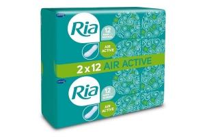 Dámské vložky Ria Air Active pro silnou menstruaci