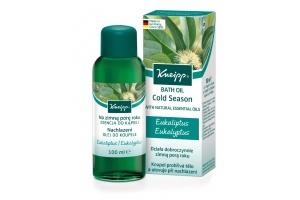 Eukalyptový olej do koupele Kneipp Nachlazení 100 ml
