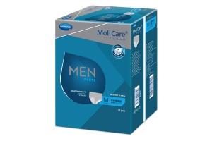 Pánské inkontinenční kalhotky MoliCare Men Pants 7 kapek velikost M