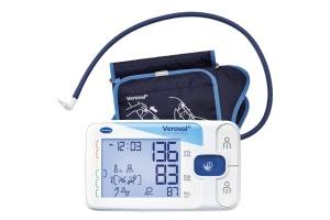 Pažní tlakoměr Veroval duo control pro velmi přesné měření srdečního tepu a tlaku