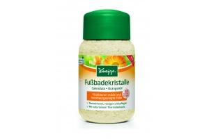 Sůl do koupele Kneipp z měsíčku lékařského pro péči o vaše chodidla 500 g