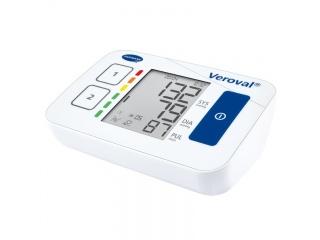 Digitální pažní tonometr Veroval compact pro přesné a jemné měření krevního tlaku