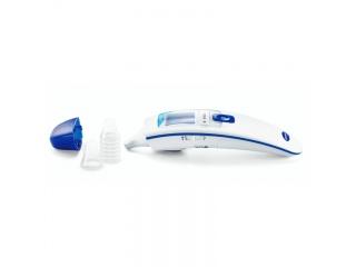 Digitální dotykový teploměr Veroval pro měření teploty v uchu a na čele