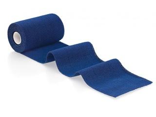 Elastické obinadlo Idealast-haft color blue