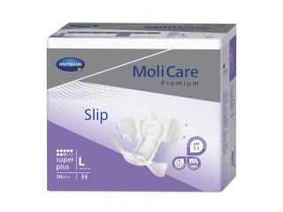 Inkontinenční zalepovací kalhotky MoliCare Premium 8 kapek velikosti L pro těžký únik moči i stolice