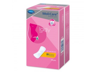 Dámské inkontinenční vložky MoliCare Premium Lady 1,5 kapky (Micro)