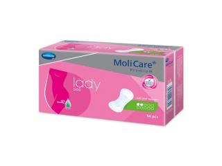 Dámské inkontinenční vložky MoliCare Premium Lady 2 kapky (Mini)