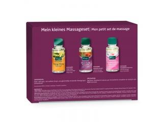 Kneipp dárková sada 3 masážních olejů - Mandlové květy, Staré dobré časy a Ylang-ylang