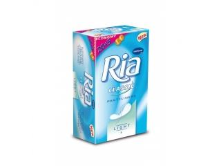 Menstruační vložky Ria Slip Classic Light