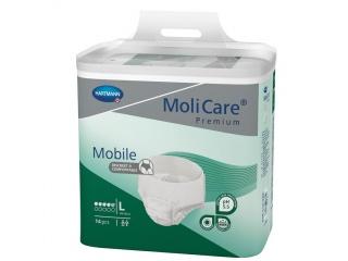 Natahovací kalhotky MoliCare Mobile 5 kapek velikost L