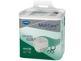 Natahovací kalhotky MoliCare Mobile 5 kapek velikost M