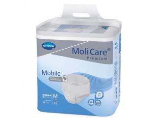 Natahovací kalhotky MoliCare Mobile 6 kapek velikost M