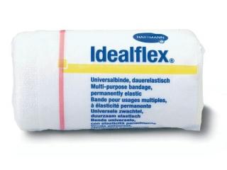 Pružné obinadlo Idealflex, které lze využít i jako sportovní bandáž