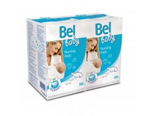 Diskrétní prsní vložky Bel baby duopack