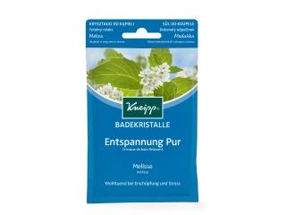 Sůl do koupele Kneipp Dokonalý odpočinek s přírodním extraktem meduňky 60 g