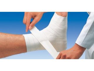 Tejpovací fixační páska pro zpevnění kloubů, šlach a svalů