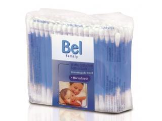 Vatové tyčinky do uší Bel Family 160 ks