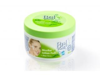 Vlhké odličovací tampony Bel Premium s Aloe Vera 30 ks