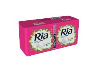 Dámské vložky Ria Ultra Normal Plus 20 Duopack - s křidélky