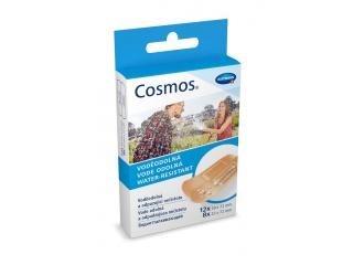 Voděodolná náplast Cosmos ve 2 velikostech 20 ks