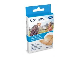 Voděodolná náplast Cosmos 6 x 10 cm 5 ks