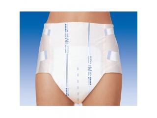 Zalepovací kalhotky MoliCare Premium 6 kapek pro těžký únik moči - velikost M