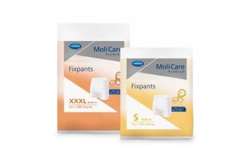 Fixační kalhotky MoliCare Premium FIXPANTS pro fixaci vložek a vložných plen
