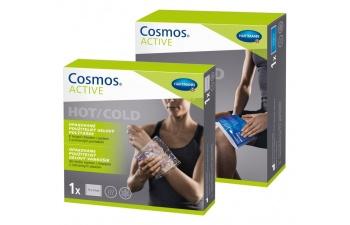 Chladící i hřejivé gelové polštářky Cosmos ACTIVE ve dvou velikostech