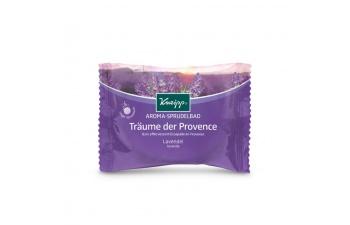 Kneipp perlivá tableta do vany Levandulové snění - Perličková koupel s levandulovým olejem