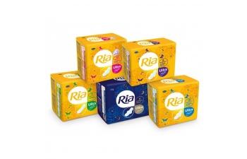 Menstruační vložky Ria Ultra Silk