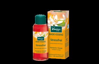 Olej do koupele Kneipp Antistress s vůní mandarinek a pomerančů 100 ml